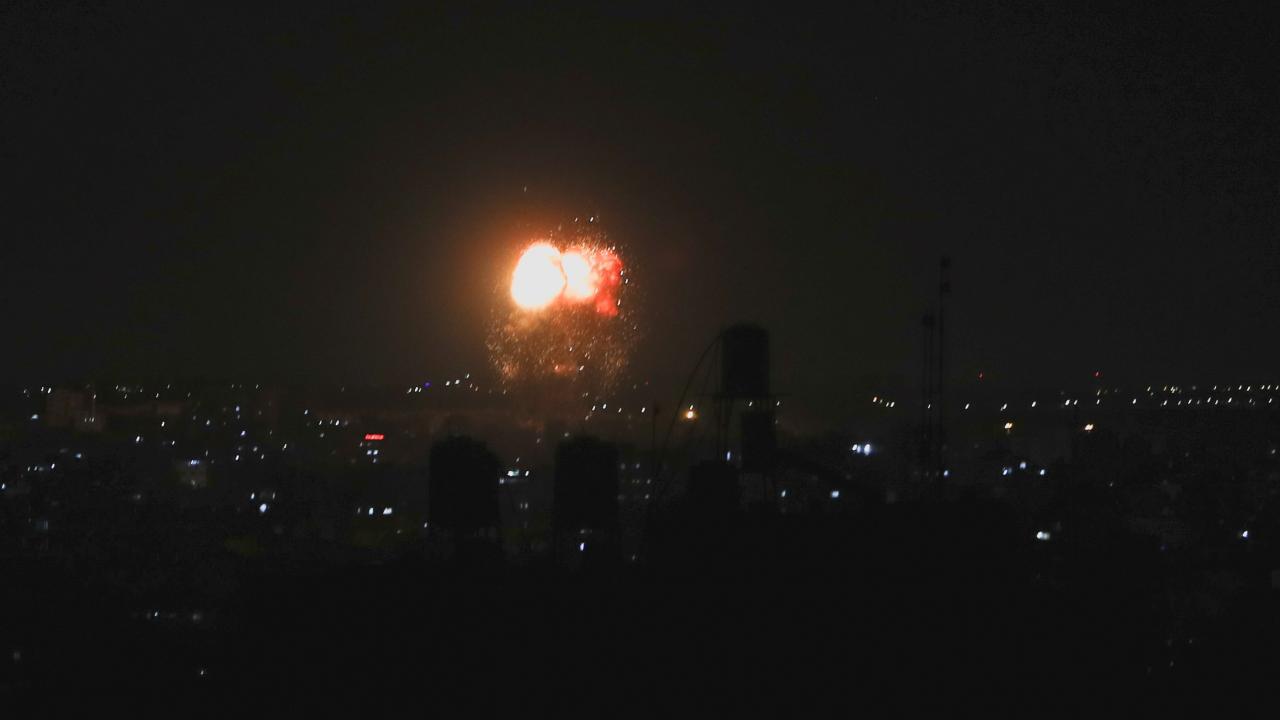 İsrail yine ateşkesi ihlal etti