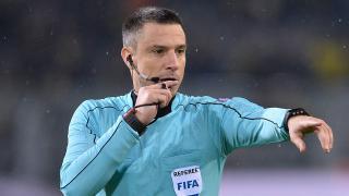 İsviçre-Türkiye maçına Sloven hakem