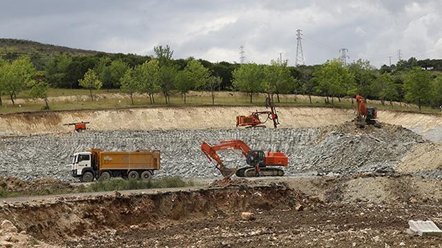 Kanal İstanbulun ilk köprüsü için çalışmalar sürüyor