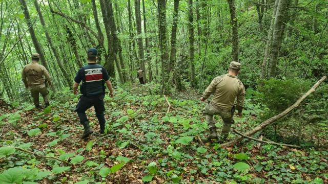 Kastamonuda 20 gün önce kaybolan kişiyi arama çalışmaları sürüyor