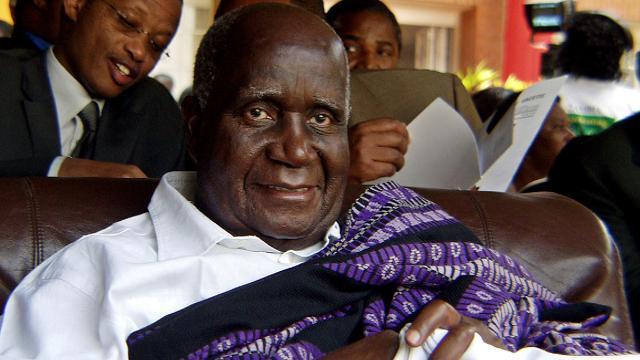 Zambiyada 21 günlük ulusal yas ilan edildi