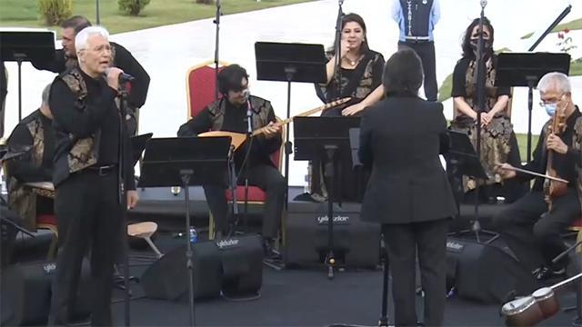 Türk Tarih Müzesi'nde özel konser