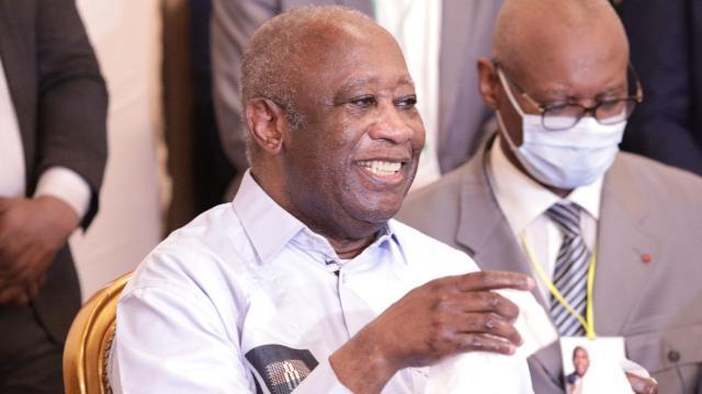 Sürgündeki eski Fildişi Cumhurbaşkanı 10 yıl sonra ülkesine döndü