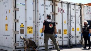 Mersin'de ele geçirilen kokain miktarı 1 ton 300 kilograma yükseldi
