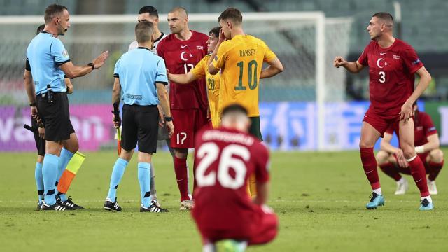 Milli Takım EURO 2020de golle tanışamadı