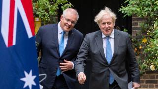 İngiltere ile Avustralya ticaret anlaşmasında uzlaştı