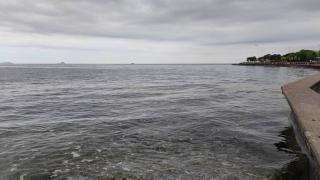 Caddebostan sahilinde müsilaj azaldı