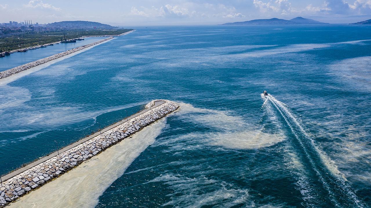 Marmara temizleniyor