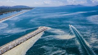 Marmara temizleniyor: 3 bin 288 metreküp müsilaj toplandı