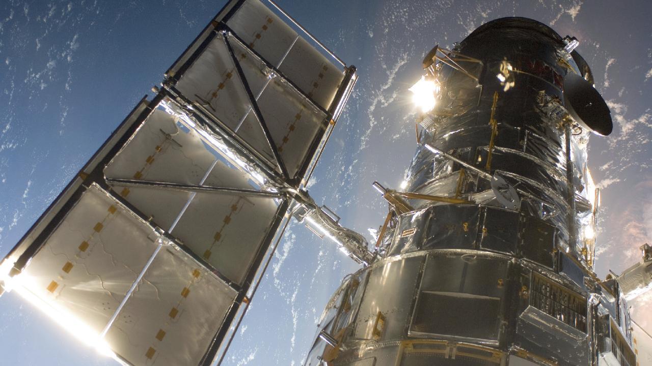 NASA, Hubble Uzay Teleskobu gözlemlerini durdurdu