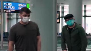 Nihat Kahveci'den İstanbul Havalimanı yolcularına sürpriz