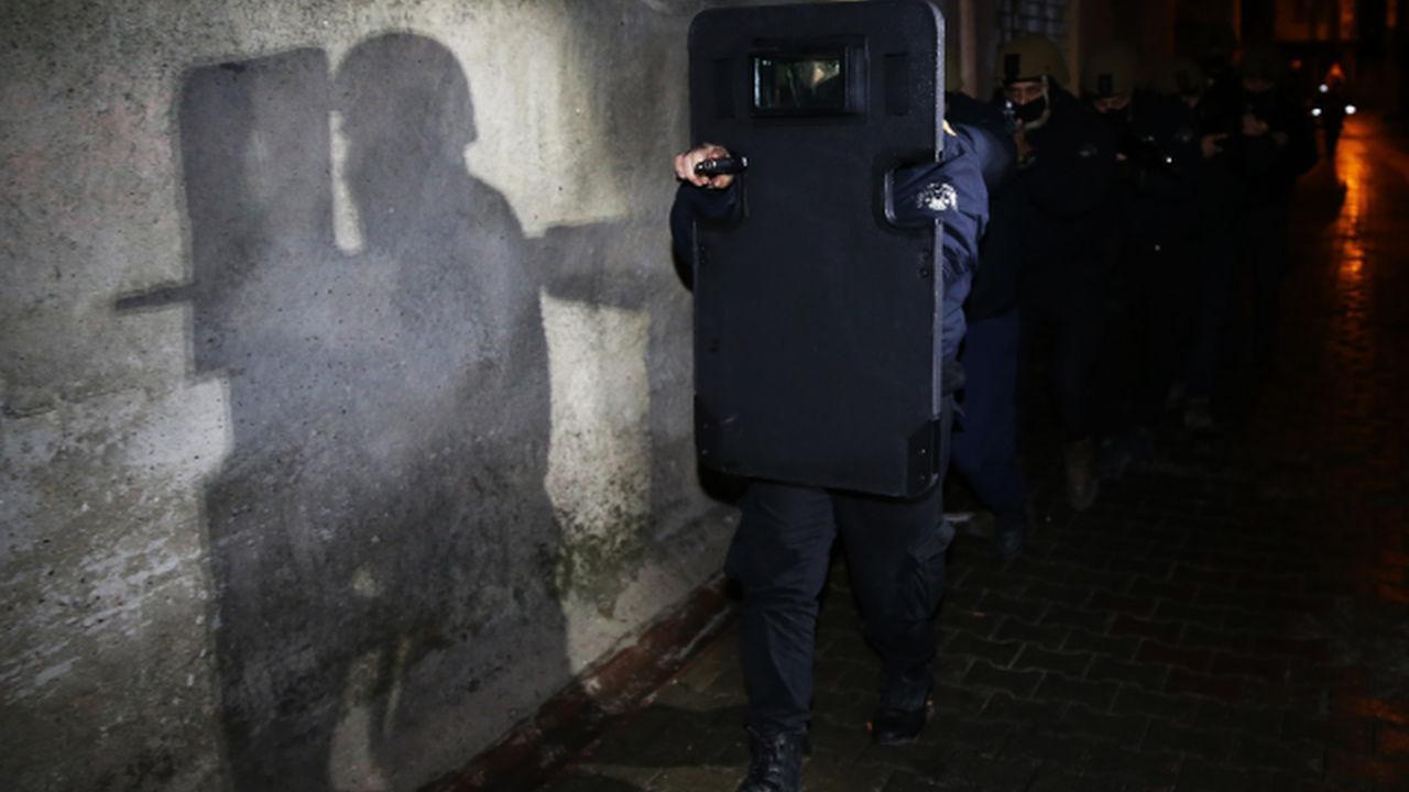 MİT'in DEAŞ operasyonu: Kritik bilgilerle yakalandı