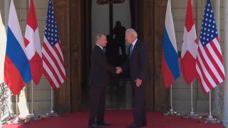 Cenevre'de Biden-Putin görüşmesi