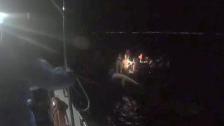 Yunanistan geri itti, 121 sığınmacıyı Türkiye kurtardı