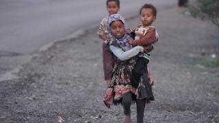 BM: Yemen'in Marib ilinde 2 bin 700'den fazla aileye yardım edildi