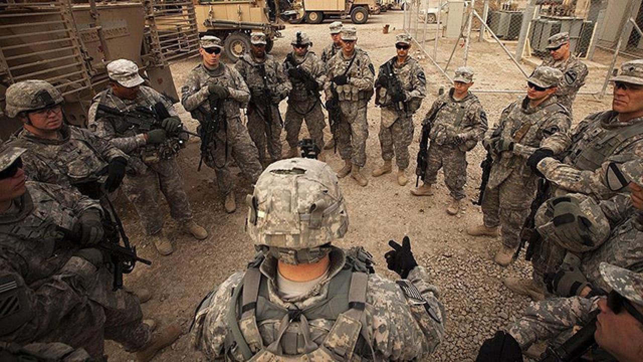 Pentagon doğruladı: Yüzlerce asker çekiliyor