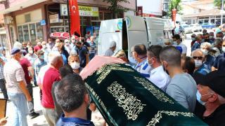 ABD'de de hayatını kaybeden bilgisayar mühendisi Gülperi Türker memleketi Tekirdağ'da toprağa verildi