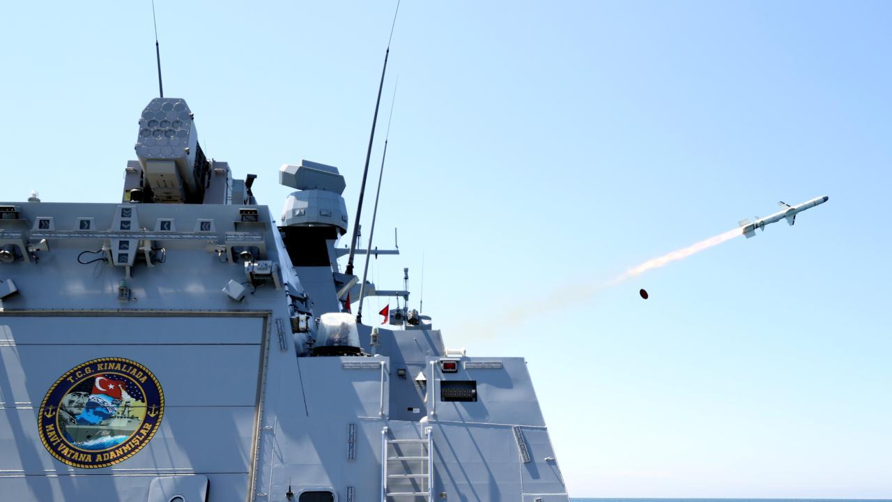 ATMACA Türk donanmasının gücüne güç kattı