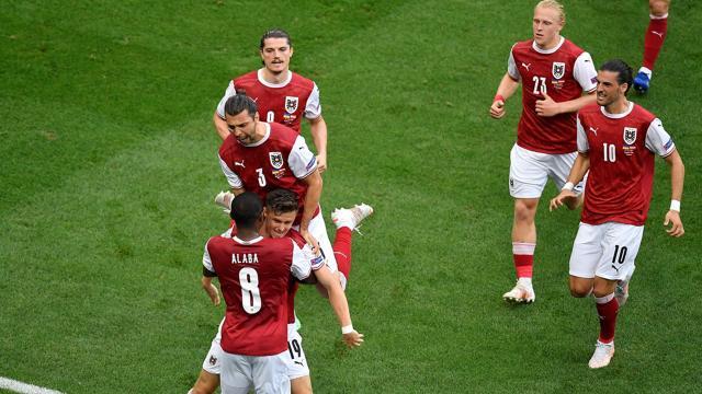 Avusturya tek golle turladı