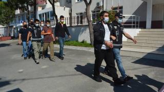 Yunanistan'a kaçmaya çalışan 7 FETÖ üyesi yakalandı