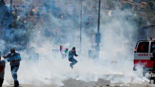 İsrail güçleri Filistinli göstericilere saldırdı: 5 yaralı