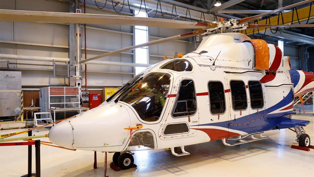 Yerli ve milli helikopter için önemli adım