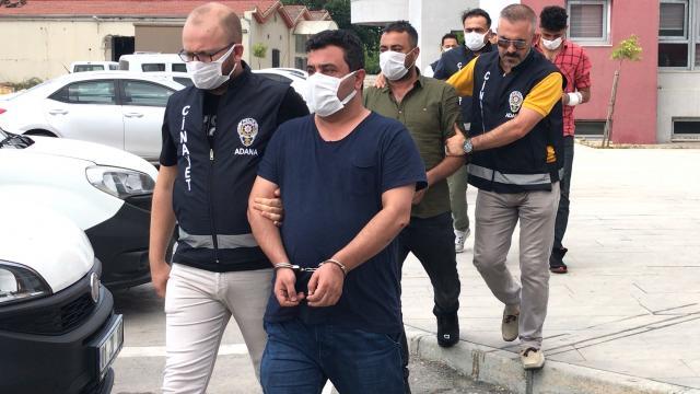 Adanada kumar baskınında polise mukavemet gösteren 4 kişi gözaltına alındı