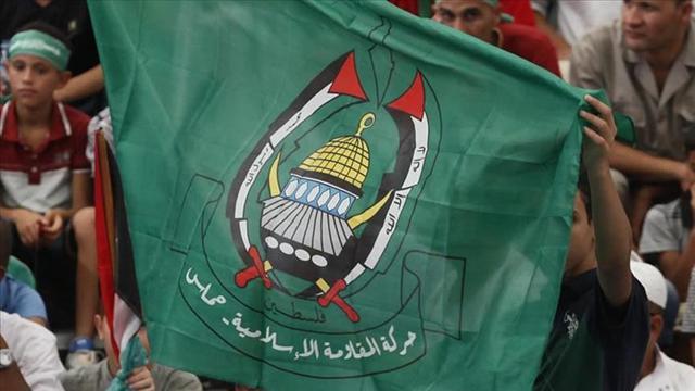 Almanyada Hamas bayrağı yasaklanacak