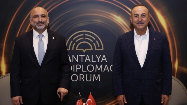 Afganistan Dışişleri Bakanı Atmar: Türkiye ile çalışma kararlılığımız tam