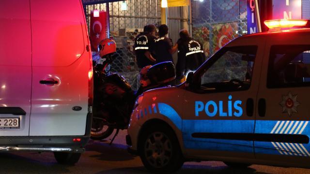 Boluda rastgele ateş eden kişi polise teslim edildi