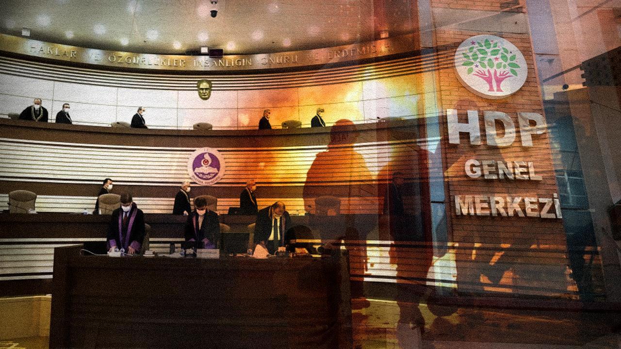 HDP iddianamesi: PKK'nın siyasi kanadı oldu