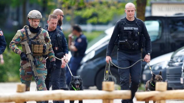 Belçikada firari asker Coningsin cesedi bulundu