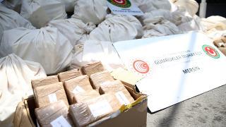 Mersin Limanı'nda 150 kilo kokain daha ele geçirildi