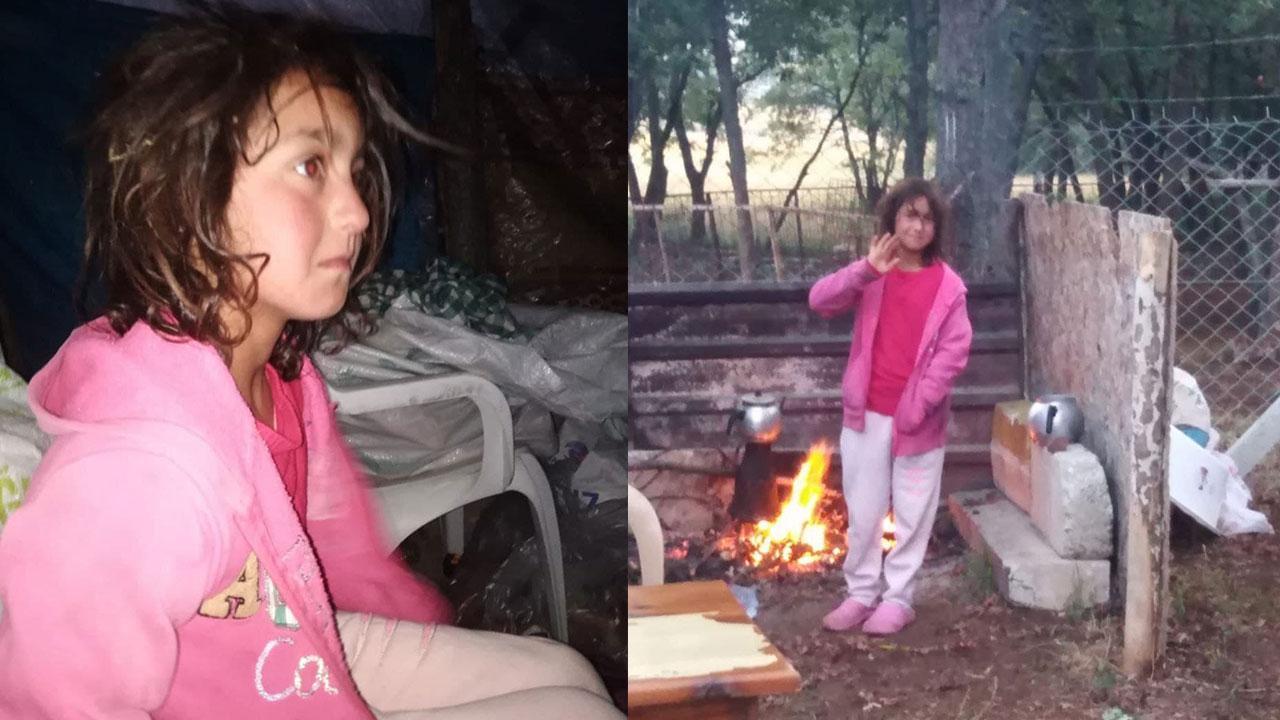 Kaybolan kız çocuğunu jandarma ve AFAD buldu