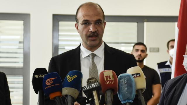 Lübnan Sağlık Bakanı: Türk ürünlerine güvenimiz bilimsel verilere dayalı