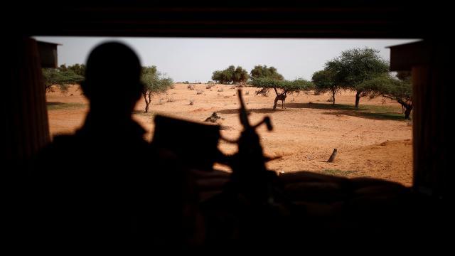 Barkhane Operasyonu unsurları Malinin kuzeyinden çekiliyor