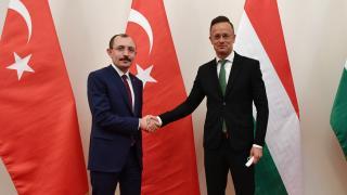 """""""Macaristan, Gümrük Birliği'nin güncellenmesine destek veriyor"""""""