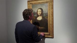 """""""Mona Lisa"""" tablosunun replikası rekor fiyata alıcı buldu"""