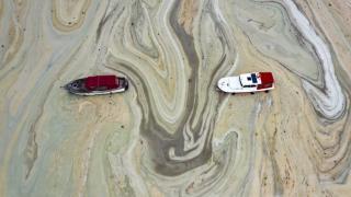 Uzmanlardan uyarı: Gemiler müsilajı temiz sulara taşıyabilir