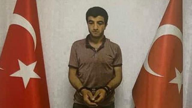 MİT destekli operasyonla yakalanan PKKlı tutuklandı