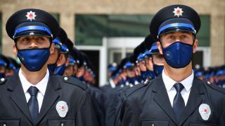 Polis adayları mezun oluyor