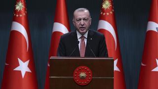 Erdoğan: Daha güçlü demokrasi için reformları sürdüreceğiz