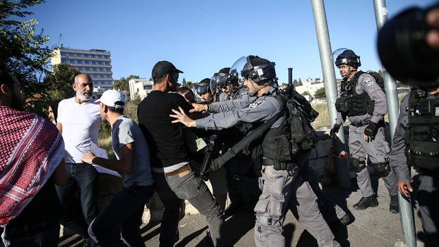 Doğu Kudüste İsrail şiddeti sürüyor