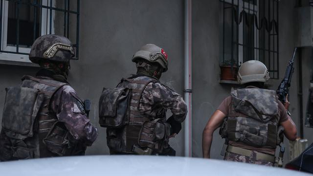 İstanbulda PKKya operasyon: 1 tutuklama