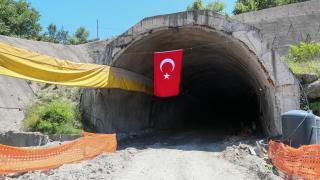Ordu Terzili Tüneli'nde ışık görüldü