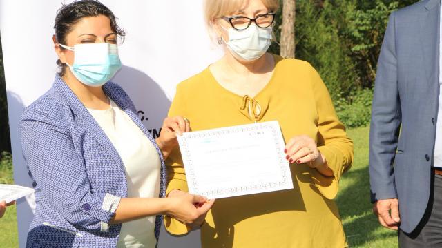 TİKAdan Gürcistanda diyabet hemşireliği eğitimi