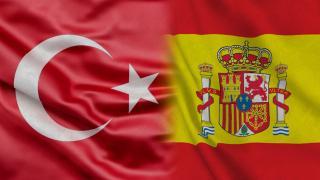 Türkiye ile İspanya arasında video konferansla görüşme