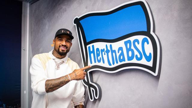 Kevin-Prince Boateng Hertha Berline döndü