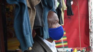 Afrika'da ihtiyaç duyulan COVID-19 aşısının sadece yüzde 10'u kıtaya ulaştı