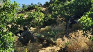 Pençe-Yıldırım operasyonunda 2 terörist etkisiz hale getirildi